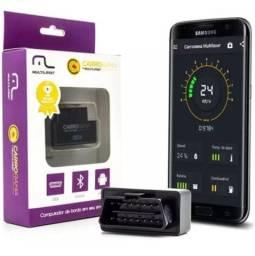 Scanner Automotivo Bluetooth Obdii Carrorama Multilaser AU205
