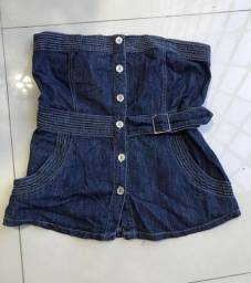 Blusa jeans HANDARA
