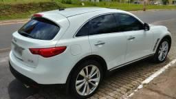 Infiniti FX 35 AWD 4X4 Branca Perolizada