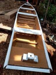 Canoa madeira cedro