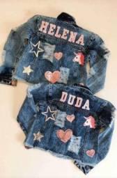 Jaqueta personalizada dia das mães