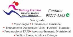 Personal Trainer à domicílio