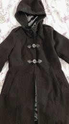 Estou vendendo esse casaco preto