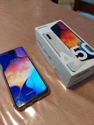 A50 Samsung em excelente estado