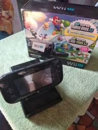 Nintendo WiiU muito conservado DESBLOQUEADO