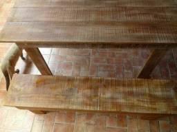 Mesas rústicas entrego