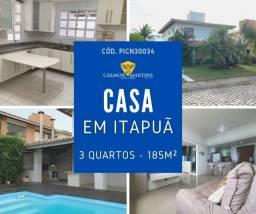 Casa no Condomínio Quatro Rodas com 3 quartos - Itapuã 500m²
