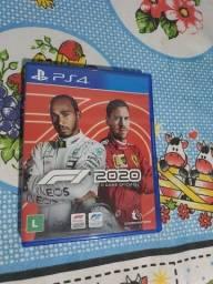 Jogo Fórmula 1 2020 PS4