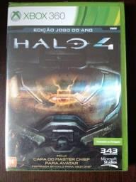 Halo 4 Ed. Colecionador (Dublado-Novo-lacrado) - Xbox360 - Original
