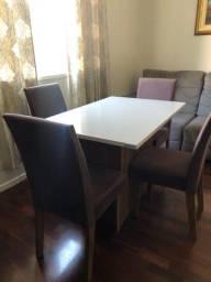 Vendo mesa 4 meses de uso