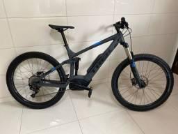 Trek Power Fly 5 E-bike 19,5 eletrica aro 27,5 MTB Alumínio com nota ano 2018