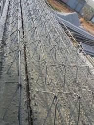 Lajes trelicada com Isopor fabricamos sobre média zap *zap