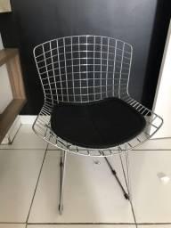 Cadeiras Bertoia Cromada