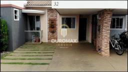 Casa com 3 quartos à venda, por R$ 330.000 - Cond. Riviera no Jd. Matilde - Ourinhos/SP.