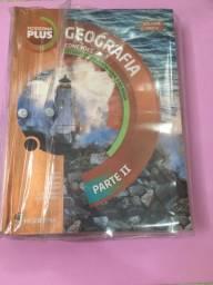 Livro de Geografia- Ensino Médio