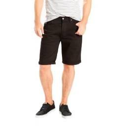 Short jeans LEVIS preto n 42