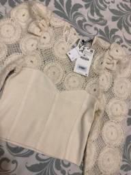 Linda blusa Zara