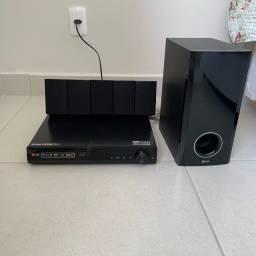 Home Theater LG - Blu-Ray 3D smart 500W - BH5140