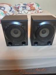 Vendo 2 caixas Sony muteki