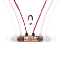 Fone de Ouvido Metal magnético sem fio Sports