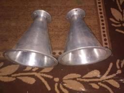 Cornetão de alumínio