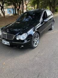 Mercedes C200K ótimo preço