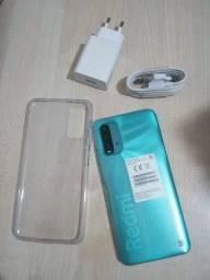 Xiaomi Redmi 9t 12x de R$130,00 s/ juros