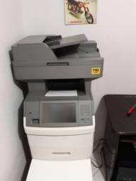 impressora  Lexmark  multifuncional top de linha