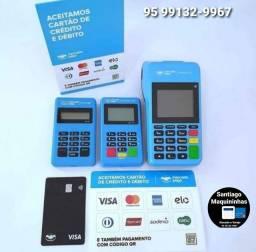 Maquinetas de cartão mercado pago