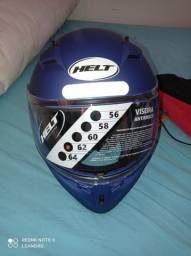 Vende-se capacete Helt novo