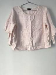Camisas femininas diversas