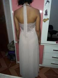 Vestido de Festa Pastel