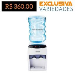 Bebedouro de Mesa Bivolt Agratto + Entrega Grátis