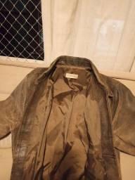 Ótima jaqueta original de couro dominator