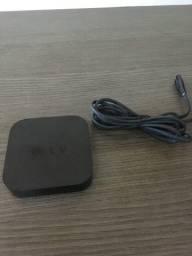 Apple Tv 3º restaurado sem defeitos. (esta sem o controle)