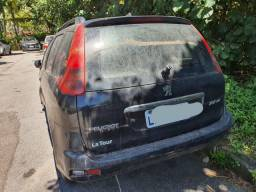 Peugeot 2013 207 xr 1.4 sw  completo  gnv