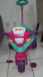 Título do anúncio: Triciclo infantil Velobaby