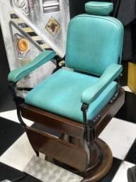 Cadeira de Barbearia Diegolli & Cia - Não Hidráulica