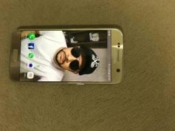 Vendo ou troco S7 por outro celular retirada Valaparaiso
