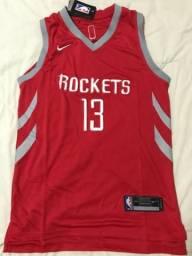 Camisa Houston Rockets Harden 13 NBA Nike pronta entrega