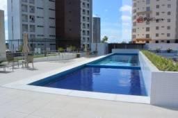 Apartamentos em Miramar com móveis projetados ? Código POD142