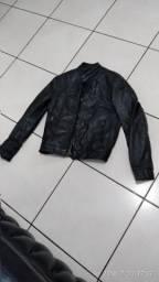 Jaqueta de couro honda way