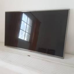 TV tela quebrada