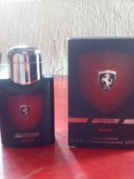 Novo perfume ferrari,Valor a vista