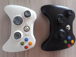 Controles Xbox 360 wireless