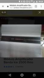 Módulo Banda Ice 2500RMS (Pra Hoje) !!