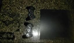 Vendo PS3 Destravado ou troco