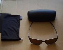 Oakley Tincan iririum polarizado marrom