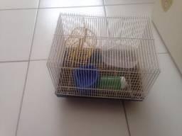 Gaiola para hamster (O anúncio voltou)