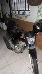 Moto cg start 160 2017 3 mil mais 19 parcelas de 450 - 2017